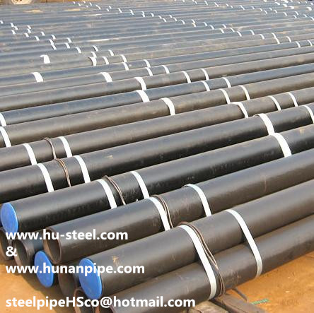 SMLS seamless steel pipe API SGS