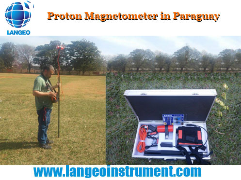 LANGEO WCZ-1B Digital Proton Magnetometer for Gold exploration