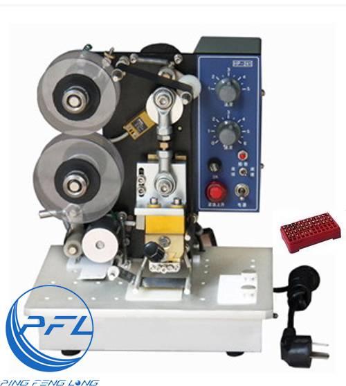 Automatic Ribbon Coder Printer/Electronic Code Printing Machinery/Date Printing Machine PFL-024D
