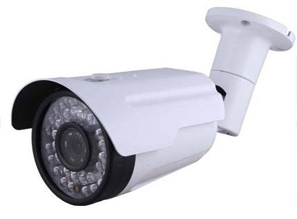 1.3MP/2.0MP outdoor AHD IR Bullet cameras, IP66 watherproof with IR-cut, IR