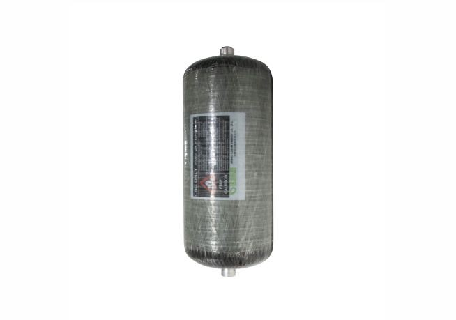 Full-wrapped Composite CNG Cylinder for Car