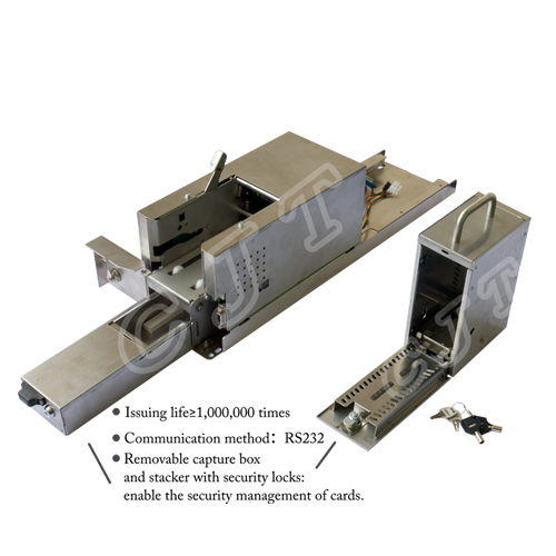 Secure Card Dispenser CJT-F5