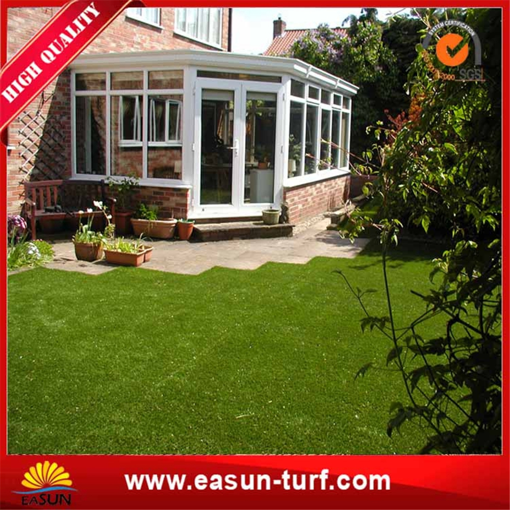 Durable Soft garden decoration landscape artificial turf grass and landscape synthetic grass- ML
