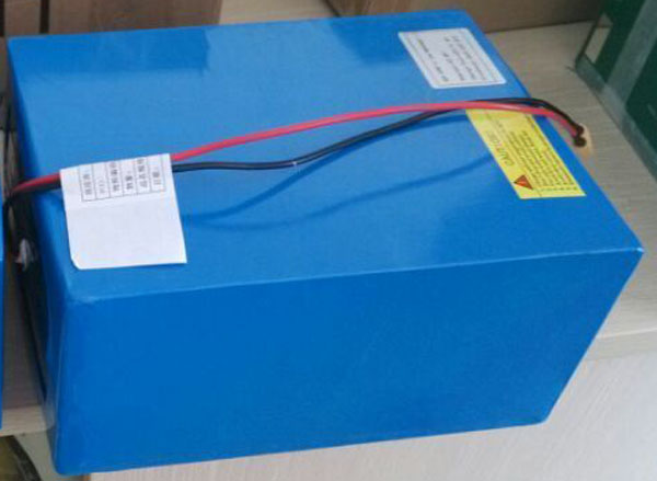 60v 1.8kwh li-ion batteries low self discharge rechargeable battery pack for electric vehicles