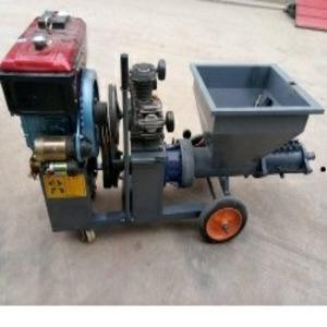 KLW-150D Diesel - Cement Plastering Machine