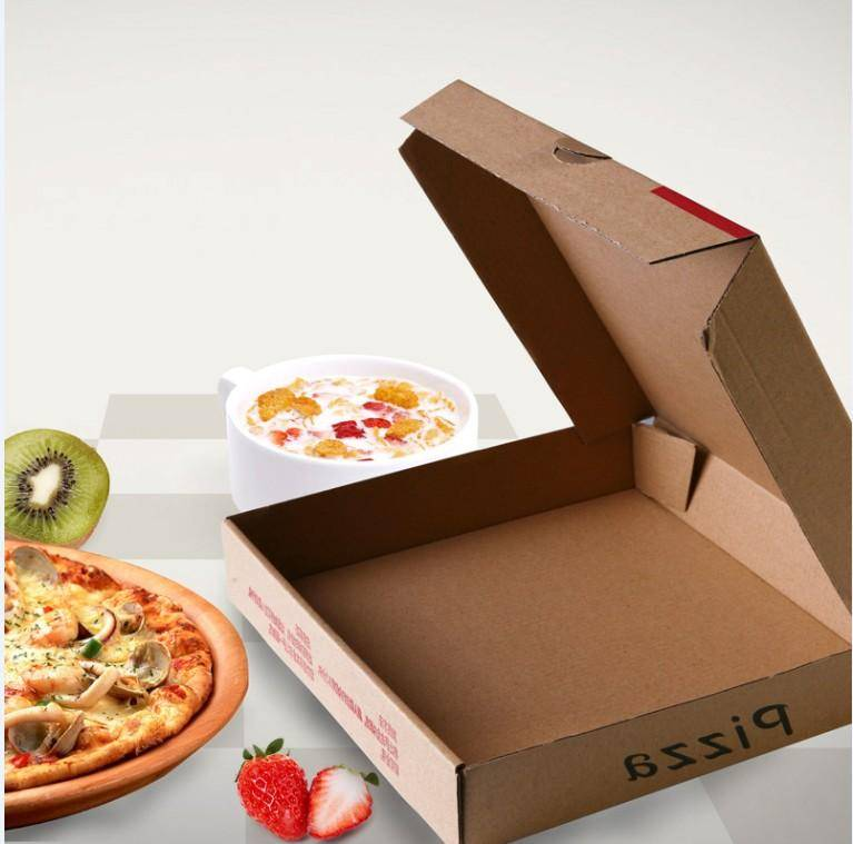 2013 new style corrugated pizza box