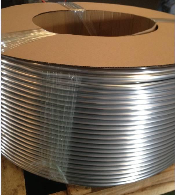 1070 aluminium coil tube used in air conditoner