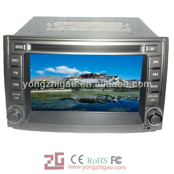 car dvd gps navigation for Hyundai-H1(2007-2012) with HD touch screen