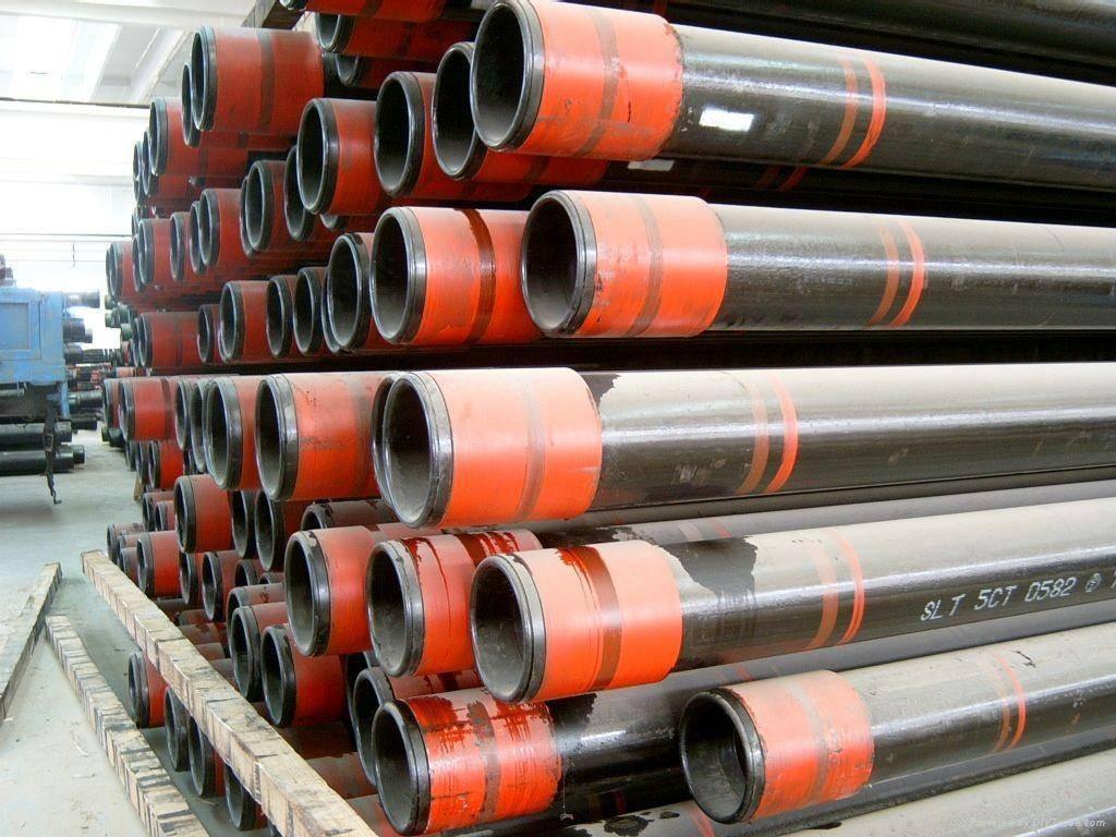 seamless steel tube for petroleum cracking