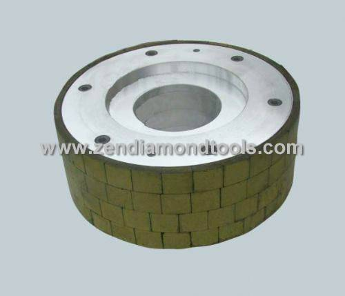 itrified Diamond Grinding Wheels for Grinding PCD / PCBN Tools & Inserts