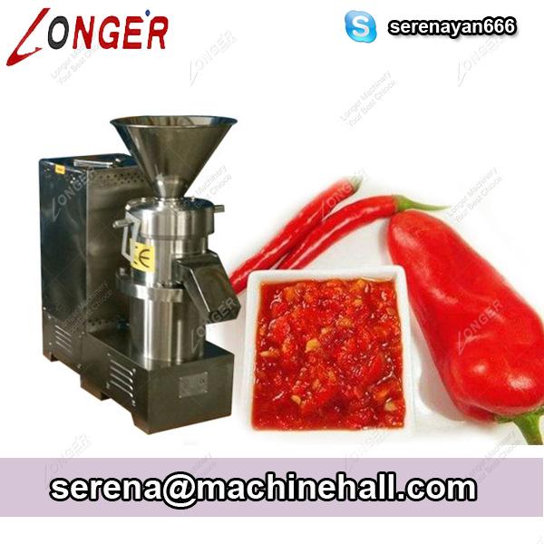 Chili Paste Maker Machine|Chili Paste Making Equipment|Chili Paste Grinding Machine