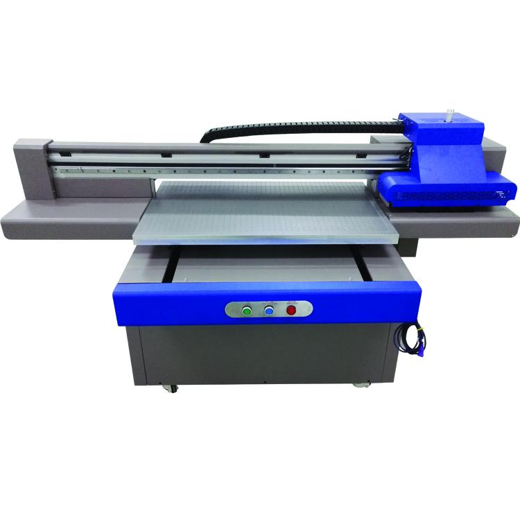 Best Digital flatbed UV printer spot uv phone case printing machine NVP6090T