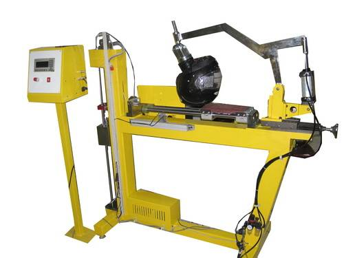 Projection and Surface Friction Test Machine (HT-6013)