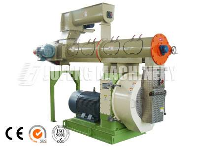 SZLH top grade pellet mill