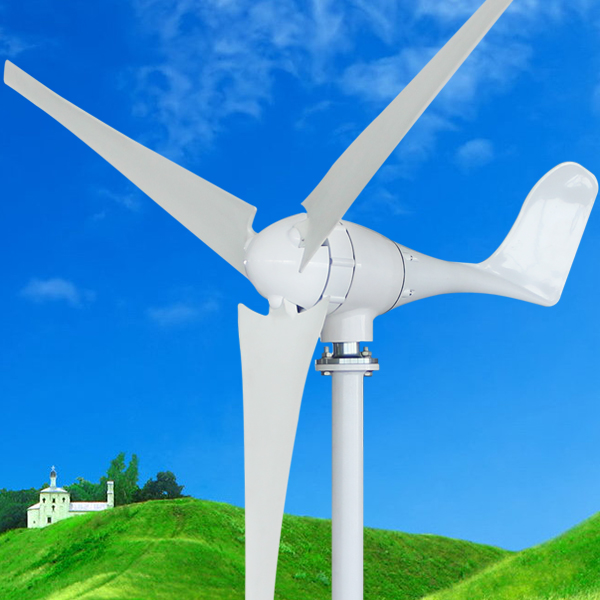 400W/500W Horizontal M2-Wind turbine