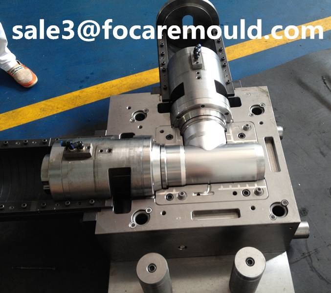 Sell pipe fitting mould, multi cavity plastic fitting molds
