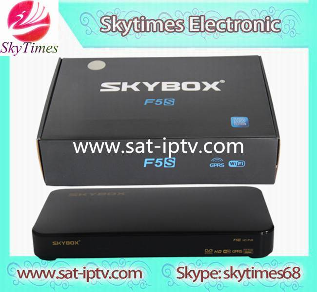 original factory supply skybox F5s, Dual-Core CPU, 396 MHz MIPS Processor