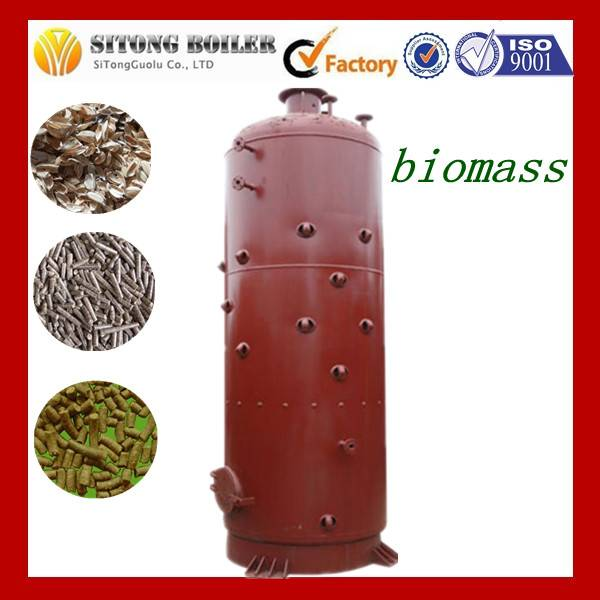 Vertical Steam Boiler Coal Fired Steam Boiler