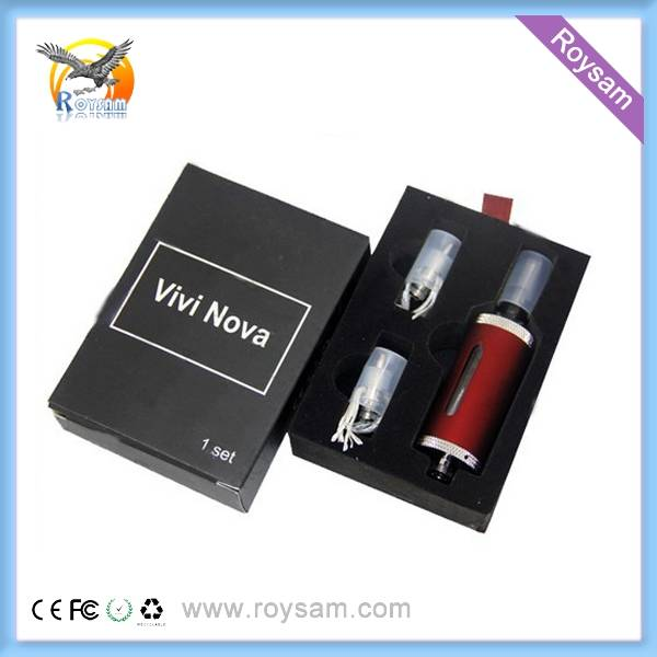 Hot Selling Vivi Nova Tank Rebuildable Atomizer for Electronic Cigarette