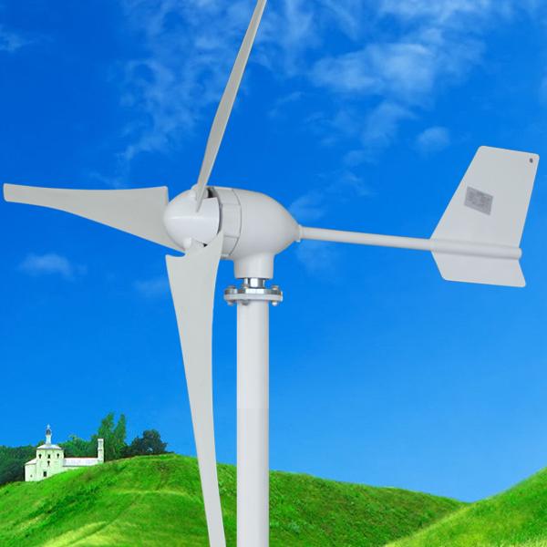 600W/700W Horizontal M4-Wind turbine