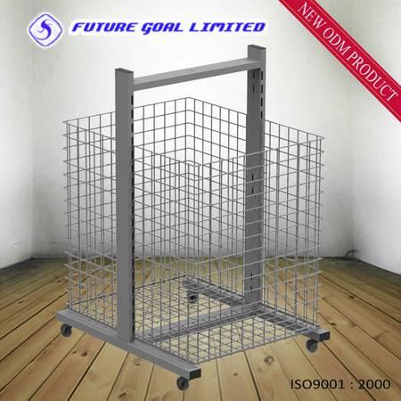 Basketball Stand / Metal Ball Rack / Basketball Basket