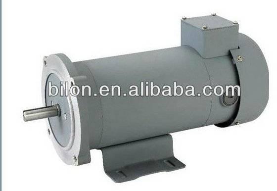 NEMA 56C 12V&24V TEFC Low Voltage Motor