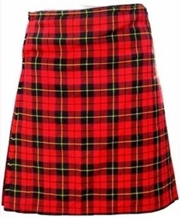 WALLACE TARTAN SCOTTISH KILT