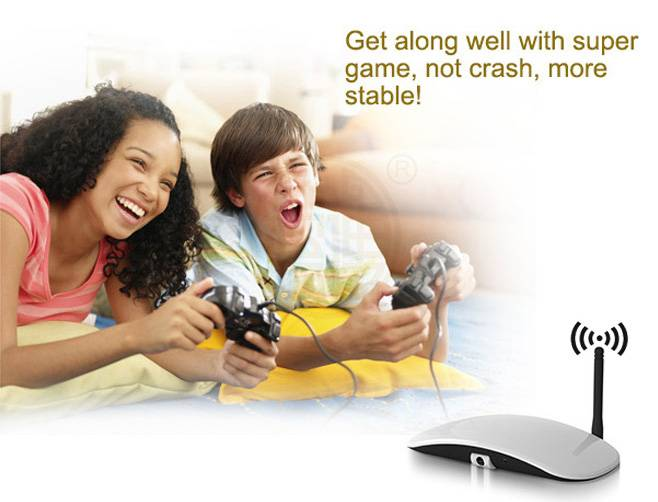 Dual Core Android 4.2 TV BOX with Camera Function