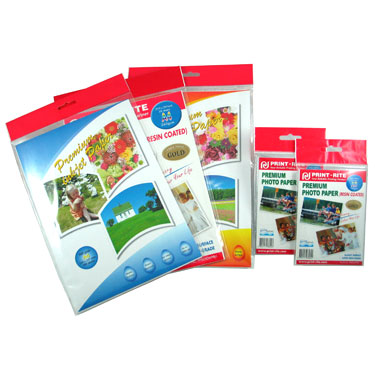 200G Glossy Paper A4 20PC