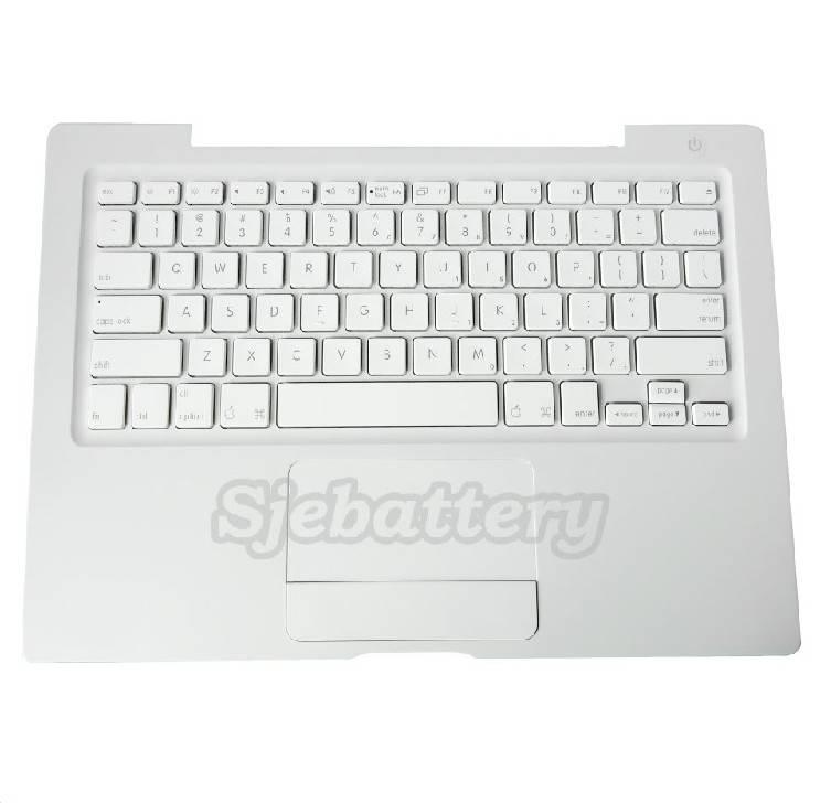 13 inch Macbook Keyboard MB061 Trackpad Topcase Palmrest USEnglish Clavier White