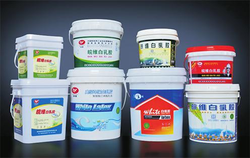 White Latex Liquid Emulsion Glue