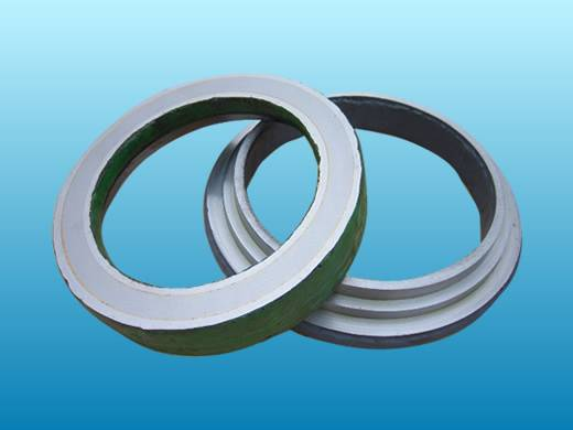 Concrete Pump Spare Parts Wear Cutting Ring and Wear Insert Plate