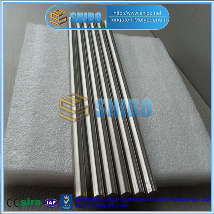 Factory Direct Supply High Purity 99.95% Mo Rod