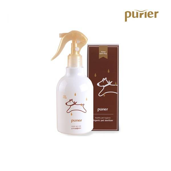 [purier pet]healthy pet hygiene pure pet toner - Safety ingredients pet care products