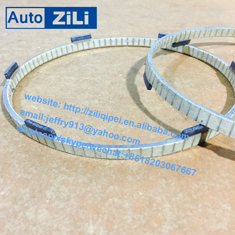 high performance QJ Fast transmission gearbox parts synchronizer ring 109304042