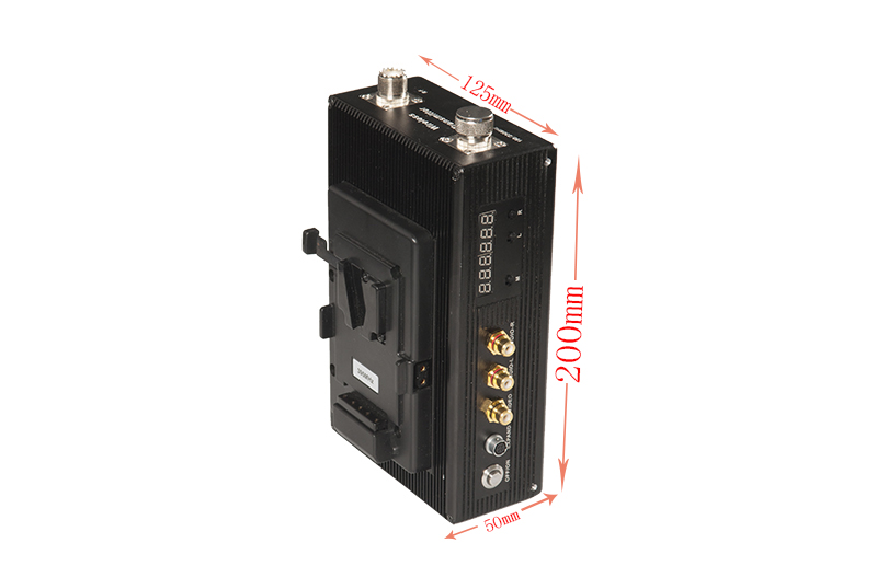 Remote high-speed NLOS two-way data transmitter,NLOS transmission equipment,emergency command system