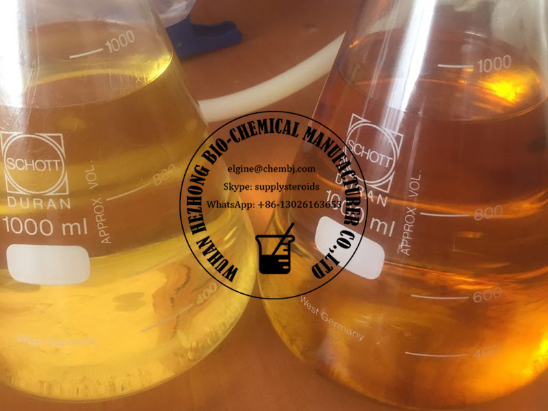 Trenbolone Acetate Depot 40mg/ml Oil Base Steroids Injection CAS 10161-34-9
