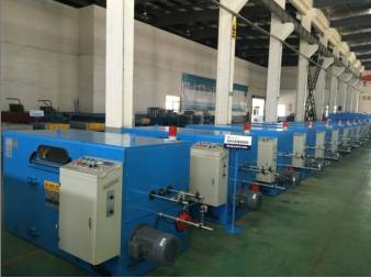Fuchuan FC-800A High Speed Bunching Machine and Double Twist Bunching Machine with high performance