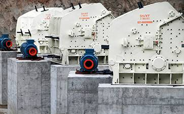 PF-1010 Impact Crusher
