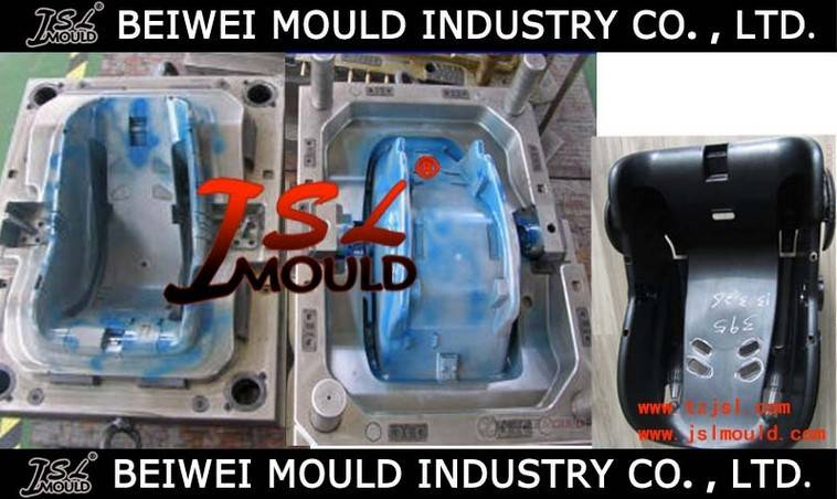 Customized household vacuum cleaner dust collector plastic injection mould