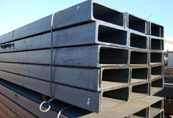 Hot rolled JIS Standard Steel Channel
