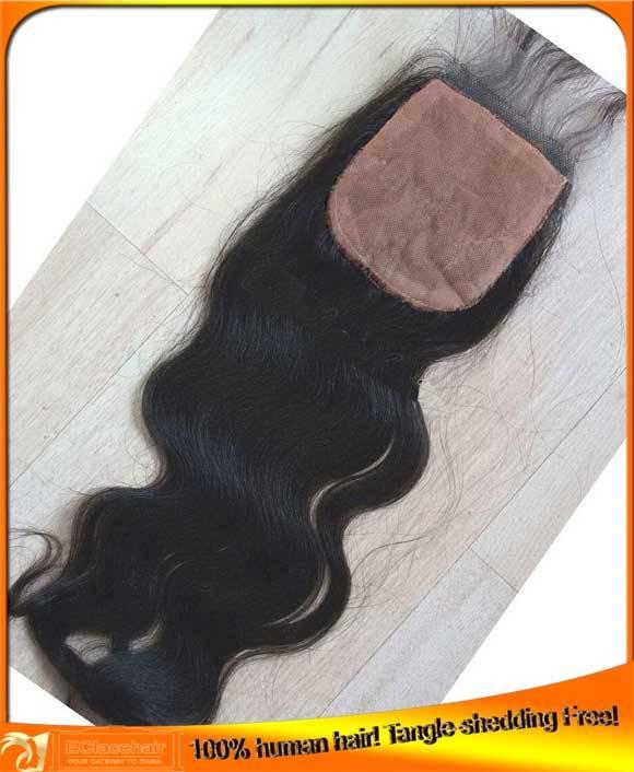 Wholesale Indian Brazilian Malaysian Human Hair Silk Base Lace Top Closure,Cheap Price Seller