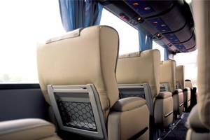 Zhongtong bus luxury bus inside picture2