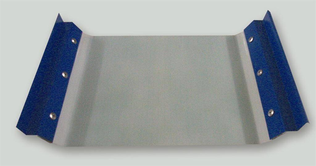Anti-leakage Type with metal edges FRP Skylight Panel