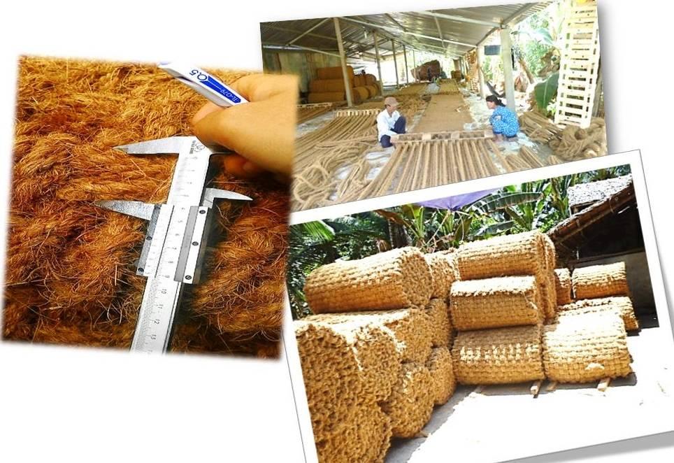 coconut coir mattress/coir mattress/coconut mattress