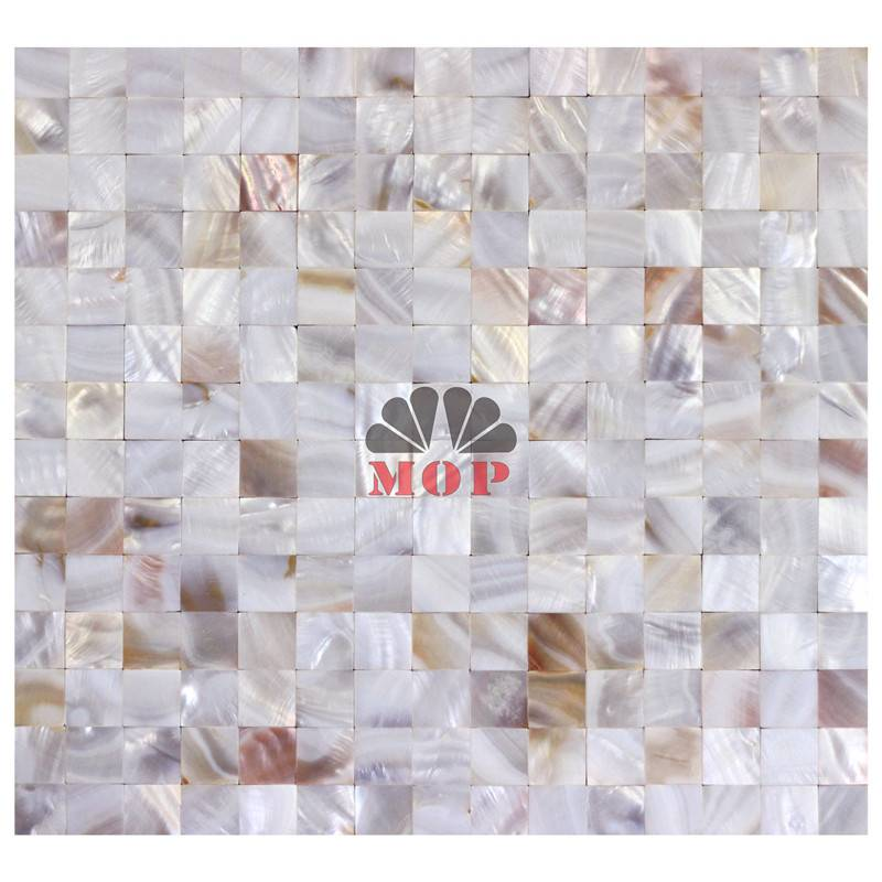 seamless wall mosaic shell panel coffee houses