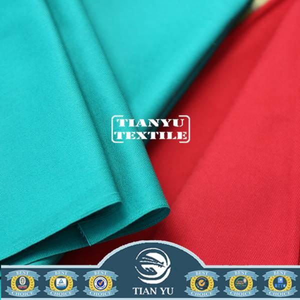 100% Cotton Workwear Dyeing Twill Textiles