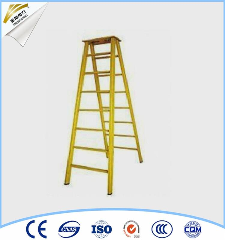 safety ladder for electrical insulation