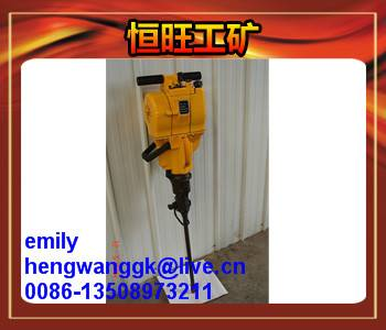 electric rock drilling rig