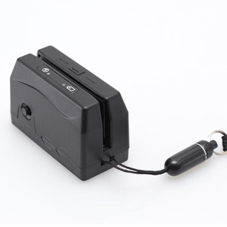 mini300 smallest Portable EMV 3 tracks Magstripe Reader